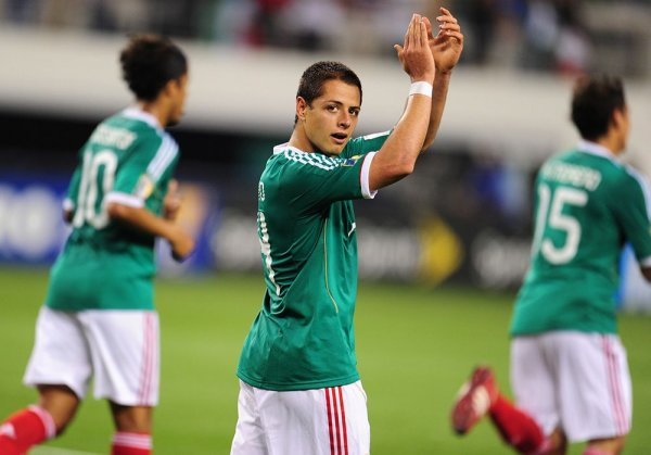 Видеозапись о причине победы сборной Мексики на ЧМ-2018 стала вирусной
