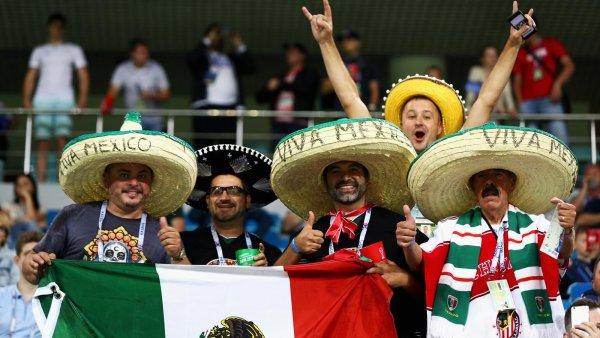 Мексиканский болельщик заплатил штраф в 30 тыс. рублей за пьяную езду в Ростове