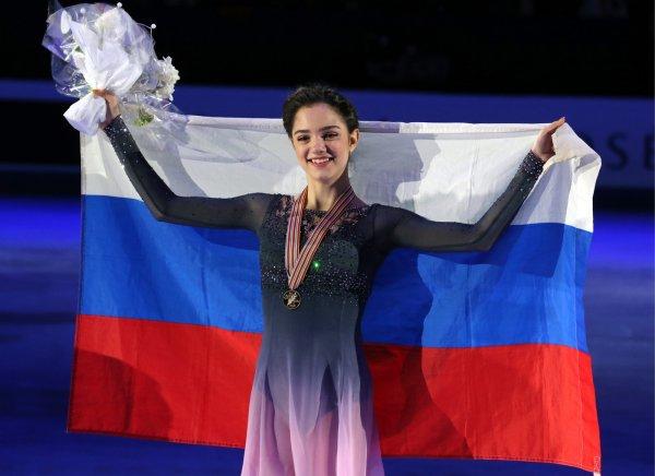 Российская фигуристка Медведева рассказала о тренировках в Канаде