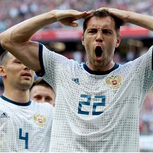 Украинский футболист отпраздновал гол как Дзюба и подвергся травле